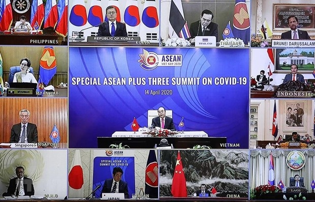 declaration of special asean summit on coronavirus disease 2019 issued