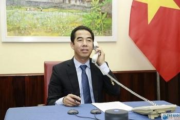 vietnam uk celebrate 10th anniversary of bilateral strategic partnership