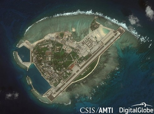 china illegally sets up two administrative districts on vietnams archipelagoes
