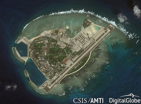 China illegally sets up two administrative districts on Vietnam's archipelagoes