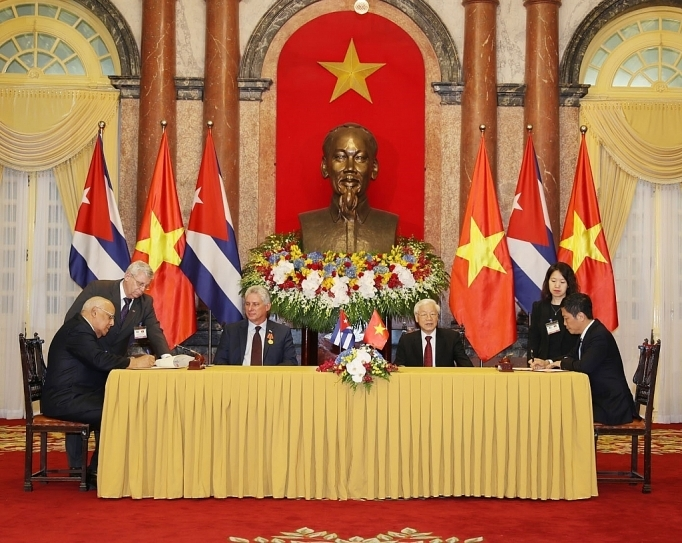 vietnam eliminates over 500 lines of tariffs on cuban imports