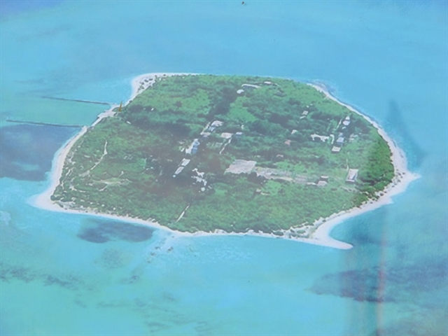 peoples committee of hoang sa condemns chinas district formations on east sea archipelagos