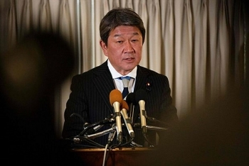 japan voices concerns over chinas establishment of districts on paracel and spratly islands