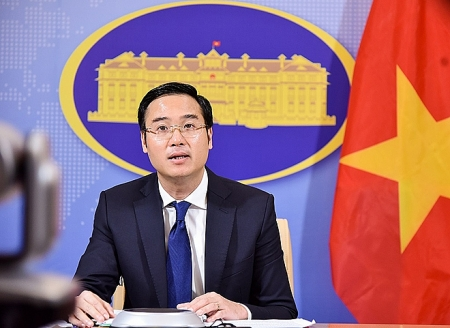 Vietnam protests against China