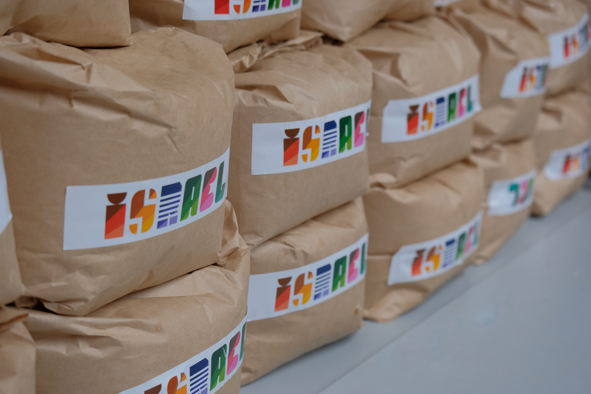 israeli embassy donates one ton of rice to the needy of hanoi