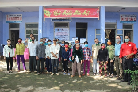 Timely support for marginalized communities in Hue