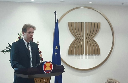 EU Ambassador to ASEAN: Necessity for Freedom of navigation at East Sea global