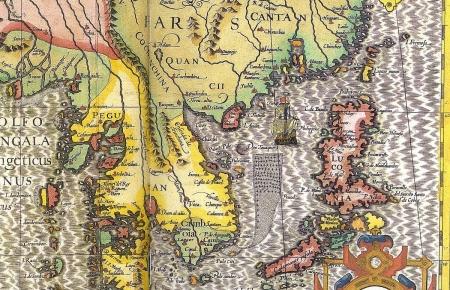 Western navigators recognize Vietnam