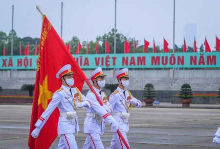 Russia, Laos offer congratulations to Vietnam on National Reunification Day