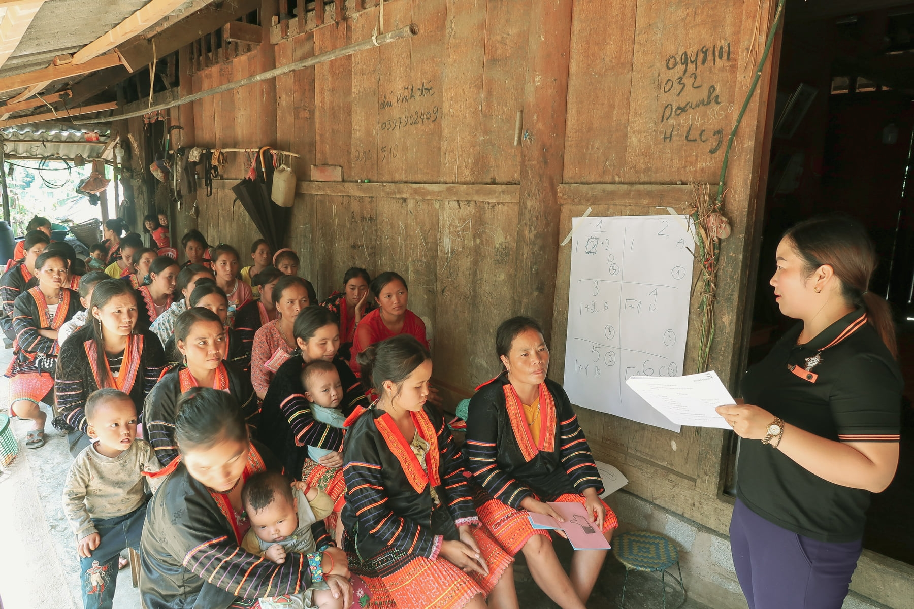 Human Trafficking Prevention for Women and Girls in northwestern border province