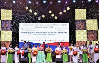 Korean Cultural Day 2021 to be held in Hoi An this April