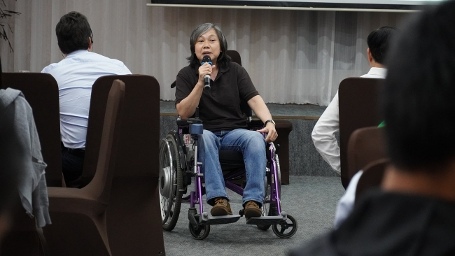 Ensuring inclusive employment for people with disabilities
