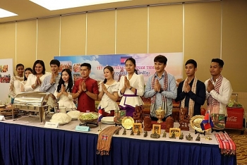 Activities held nationwide to celebrate Chol Chnam Thmay with Khmer, Cambodian people