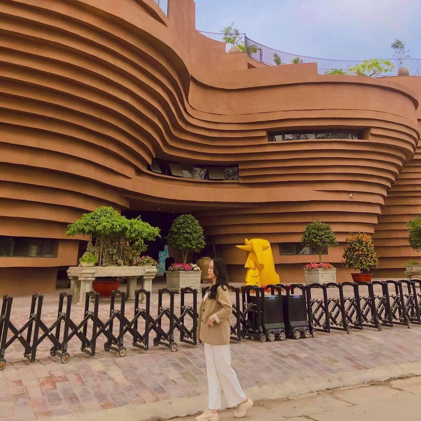 Check out brand new Bat Trang Ceramic Museum in outskirt Hanoi