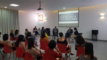 Many scientific and technological cooperation activities to be held during Italian Research Day in Vietnam