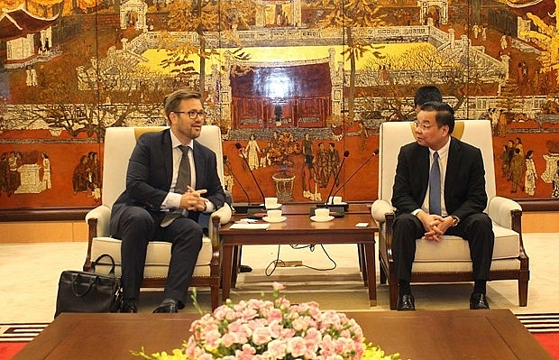 Hanoi wants to establish and expand cooperation with Nordic countries