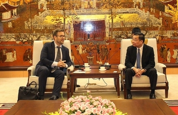 Hanoi wants to establish and expand cooperation with Nordic countries' capitals