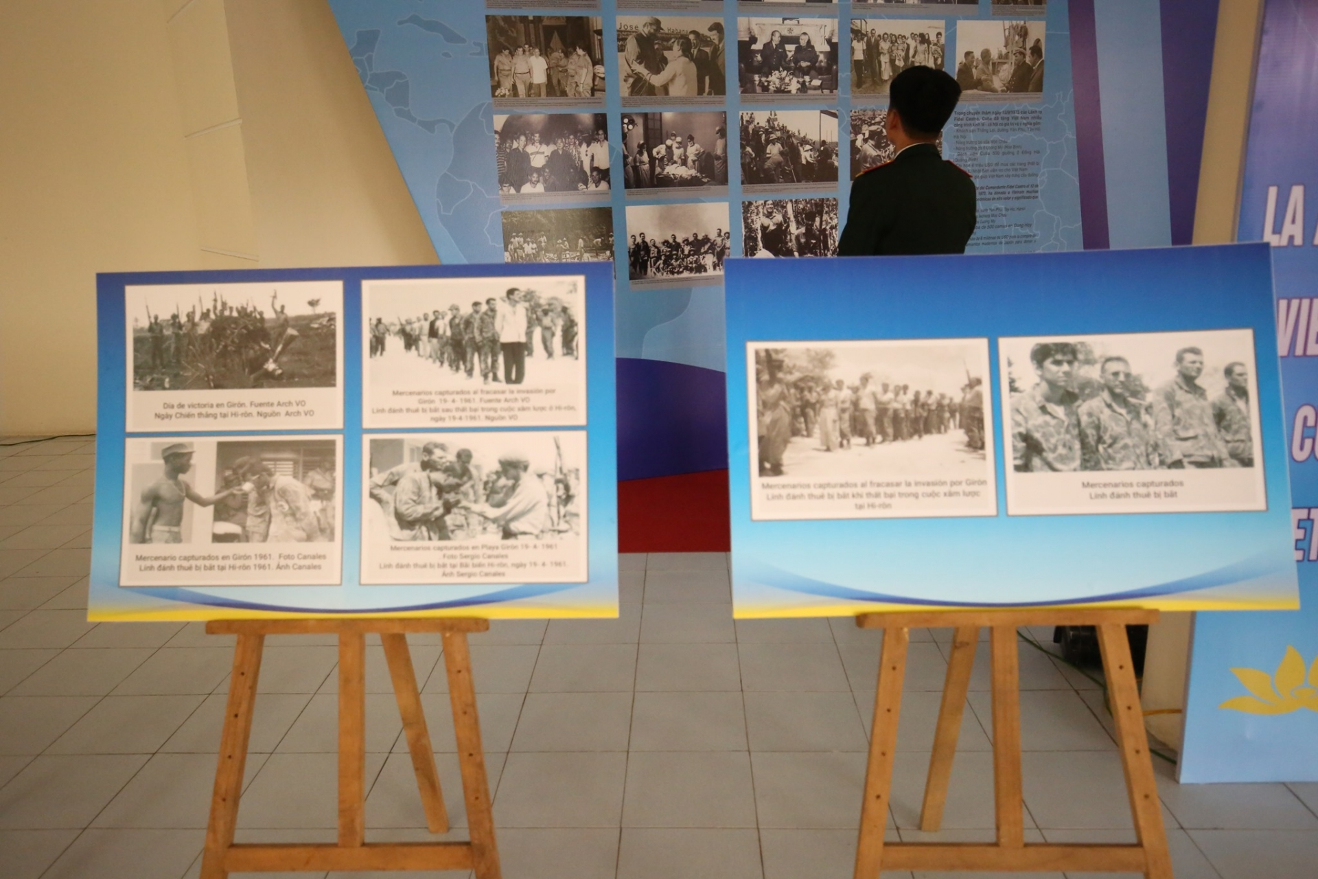 Cuban Revolution's 60th anniversary of Giron Victory marked in Hanoi