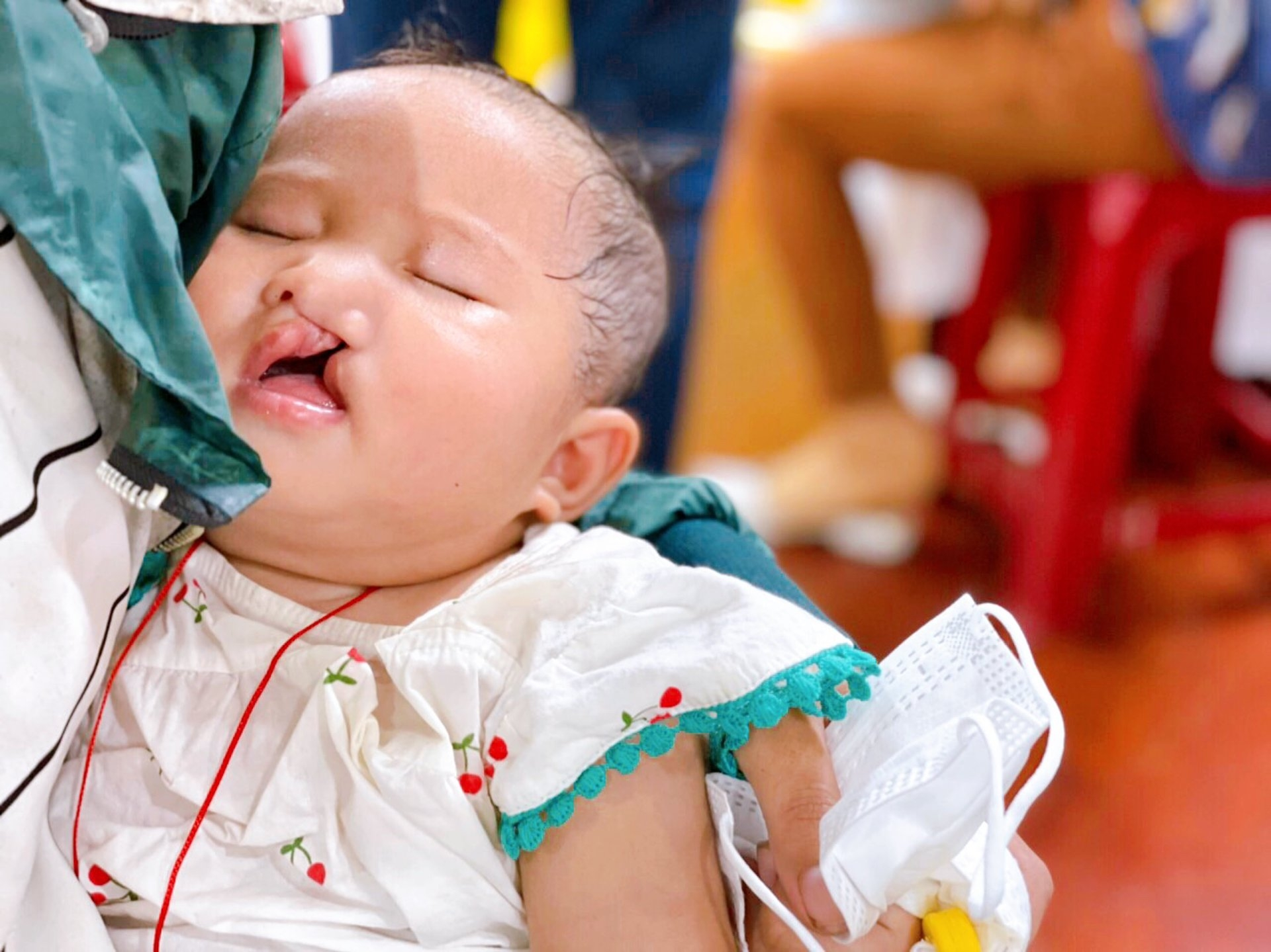 Operation Smile continues bringing smiles for Vietnam's child patients