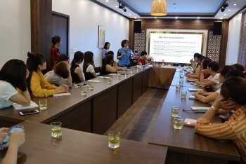 First Safe Migration Network for women migrant workers officially established