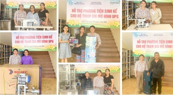 Building stable livelihoods for the ultra-poor in Da Nang