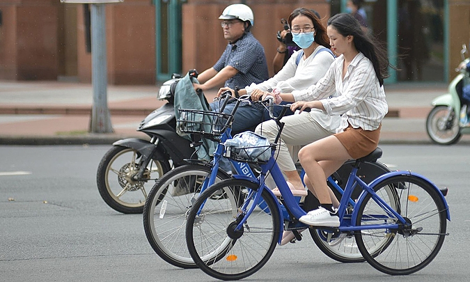 Public bicycle-sharing scheme to be piloted in Hue city