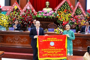 Vice Chairman of People's Committee elected as Chairman of Tien Giang Friendship Union