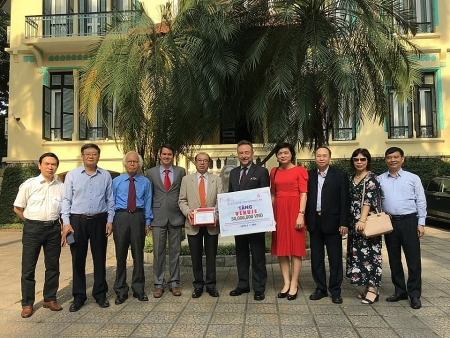 Timely-support amid COVID-19 helps strengthen Vietnam-Czech friendship