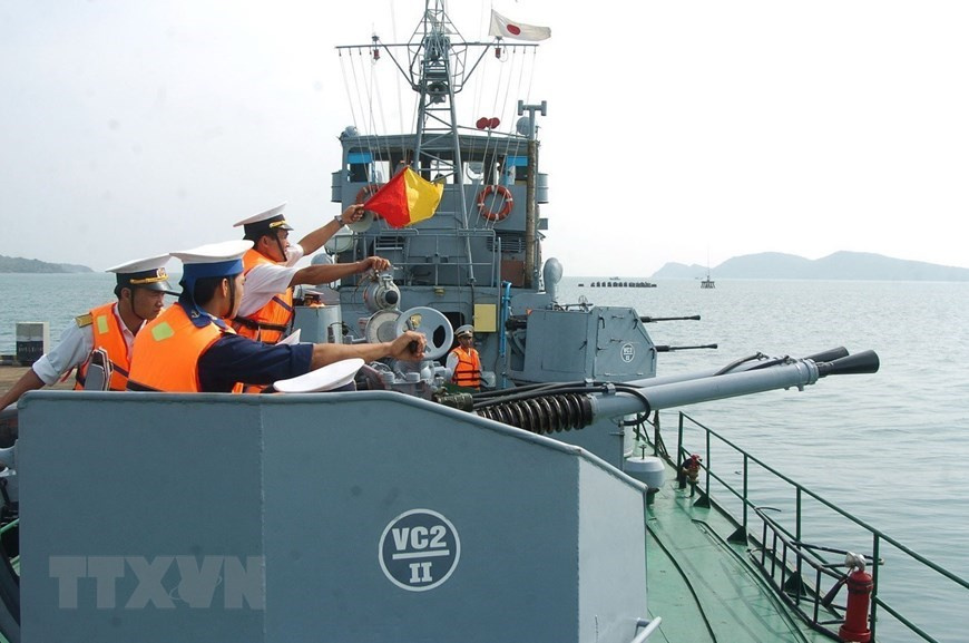 vietnam peoples navy after 65 years of development photo story