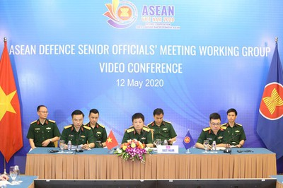 asean defence senior officials meeting promotes vietnamese initiatives