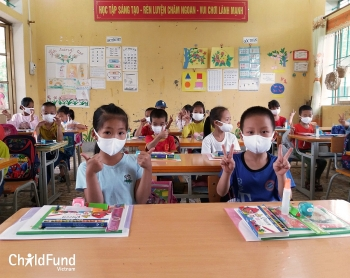 childfund delivers second load of personal protective equipment to communities