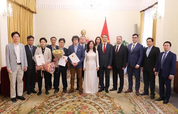 russian korean press agencies to open representative offices in vietnam