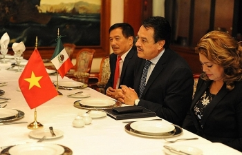 vietnam mexico friendship and cooperation 45 years and still thriving