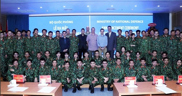 vietnamese peacekeeping forces in south sudan car get support in covid 19 fight