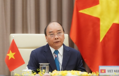 vietnamese pm urges countries to further enhance solidarity amid covid 19