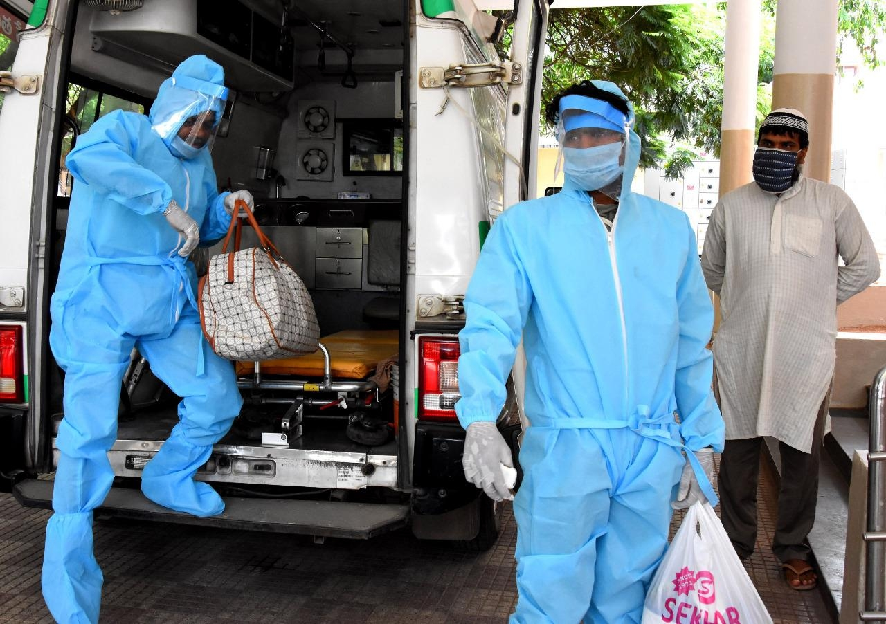 india kidnapper rescued boy test coronavirus positive policemen and journalists quarantined