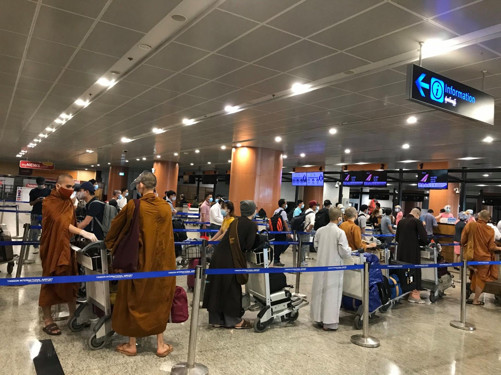 extraordinary repatriation effort brings 240 vietnamese stranded in myanmar home