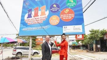 british embassy miss universe vietnam 2017 join hands to counter human trafficking