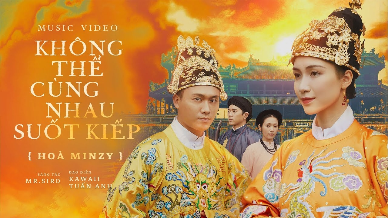 music video inspired by last royal family of vietnam a hit