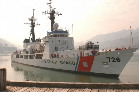 US to hand over large Coast Guard cutter to Vietnam soon