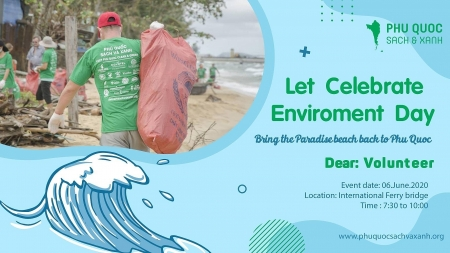 Events launced to promote single-use plastic reduction in Vietnam's pearl island
