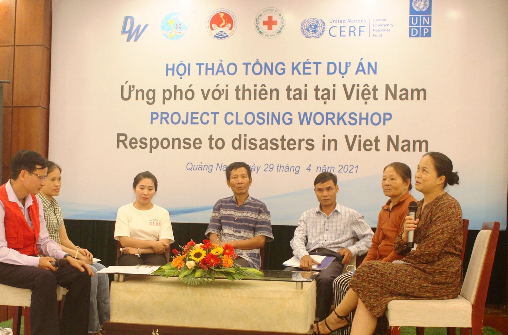 Over 26,000 poor and near-poor people affected by storms and floods supported for stabilization