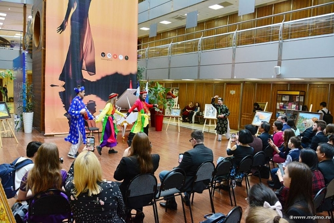 Sixth Vietnam Day in Moscow State Institute of International Relations