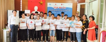 Occupational safety training for disadvantaged youth
