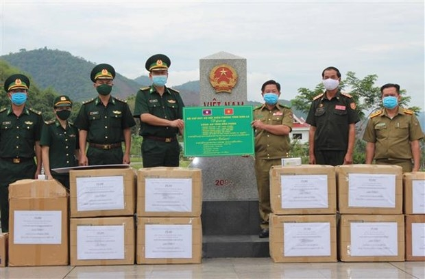 Vietnam's localities supports Cambodia and Lao amid COVID-19