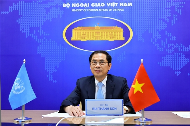 Vietnam's Foreign Minister: Multilateral cooperation plays key role amid current global challenges