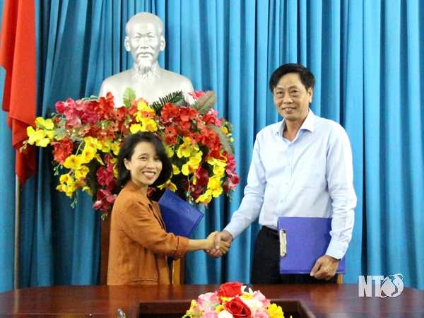 New Zealand-funded project to plant three hectares of forest in Ninh Thuan province