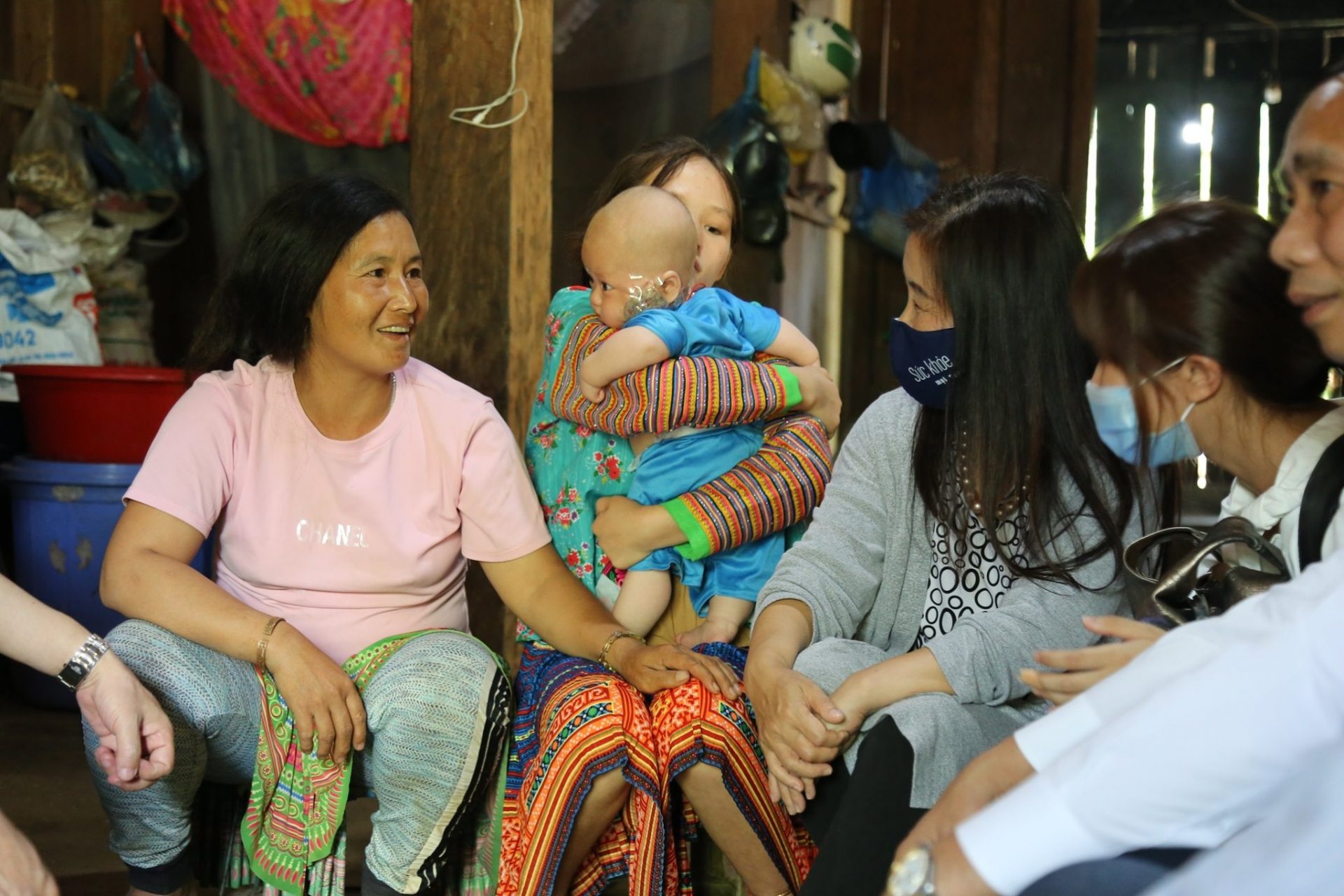 UNFPA assists Vietnam in maternal health care in some disadvantaged ethnic minority areas