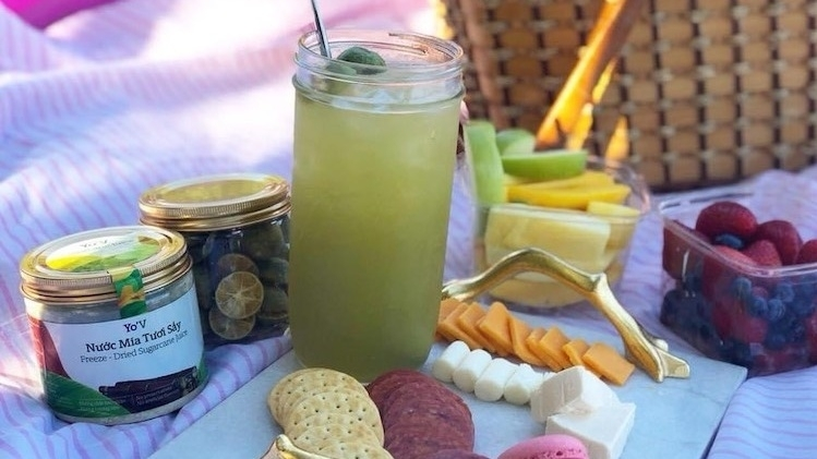 Vietnamese company selling dried sugarcane juice in US