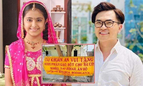 Indian actress thanks Vietnam